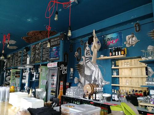 Dédale bar & shop