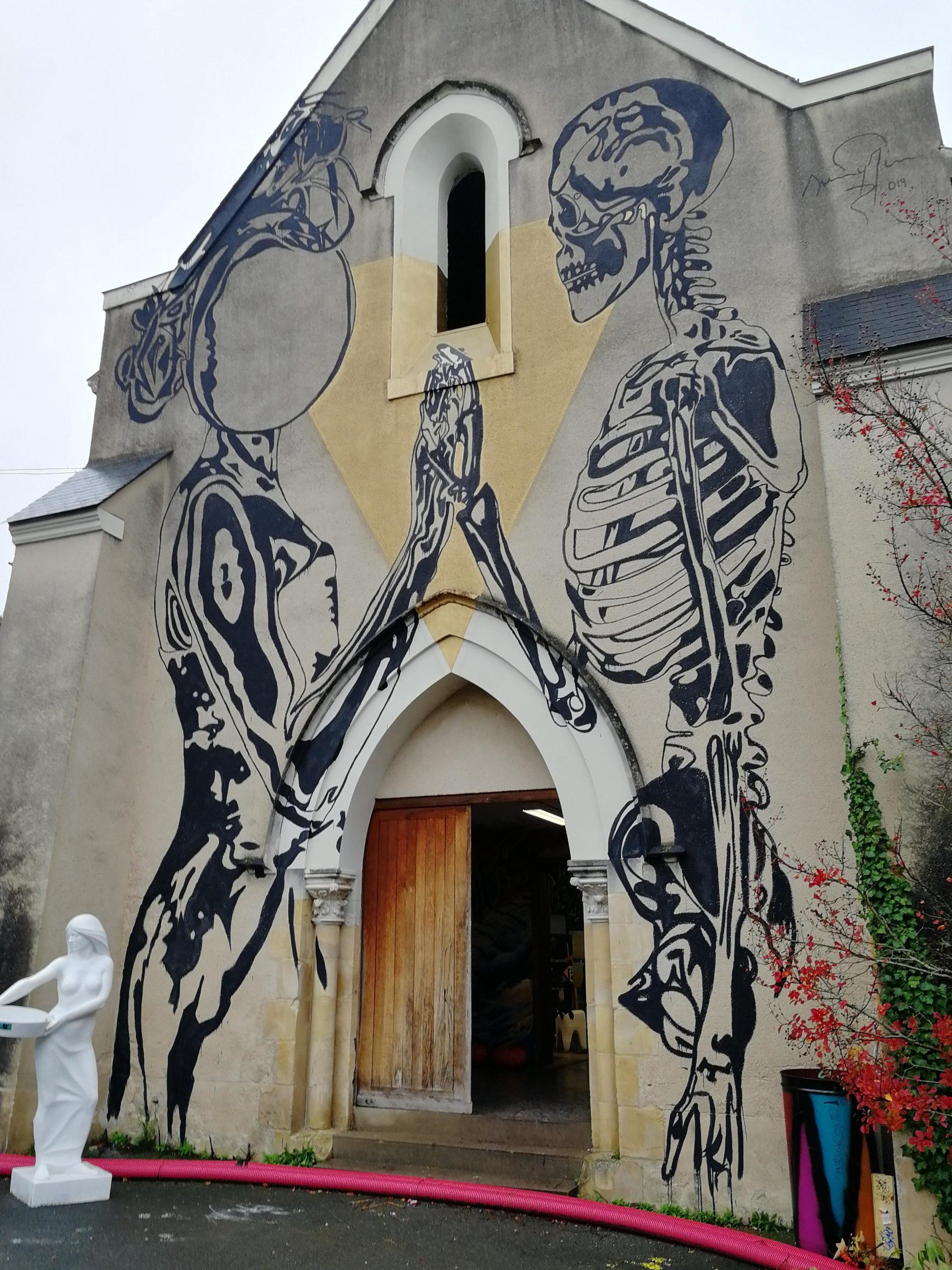 Squelettes chapelle